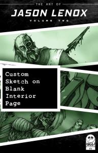 Art Jason Lenox Vol 2 - Online store blank page