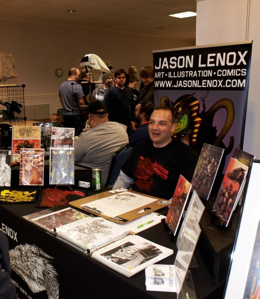 Jason Lenox Nittany Con 2014
