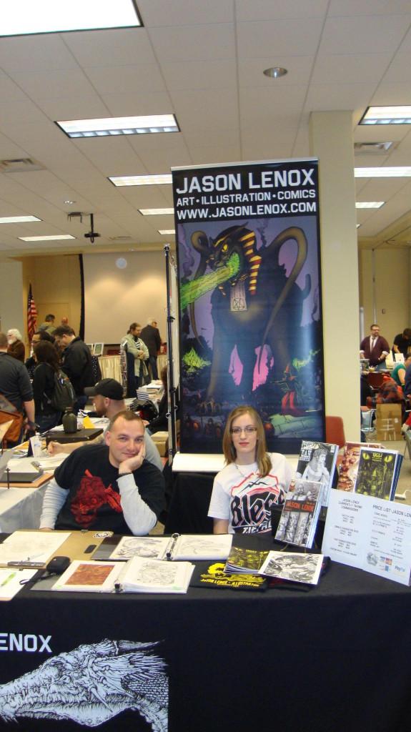 Pix Expo 2014 Jason Lenox