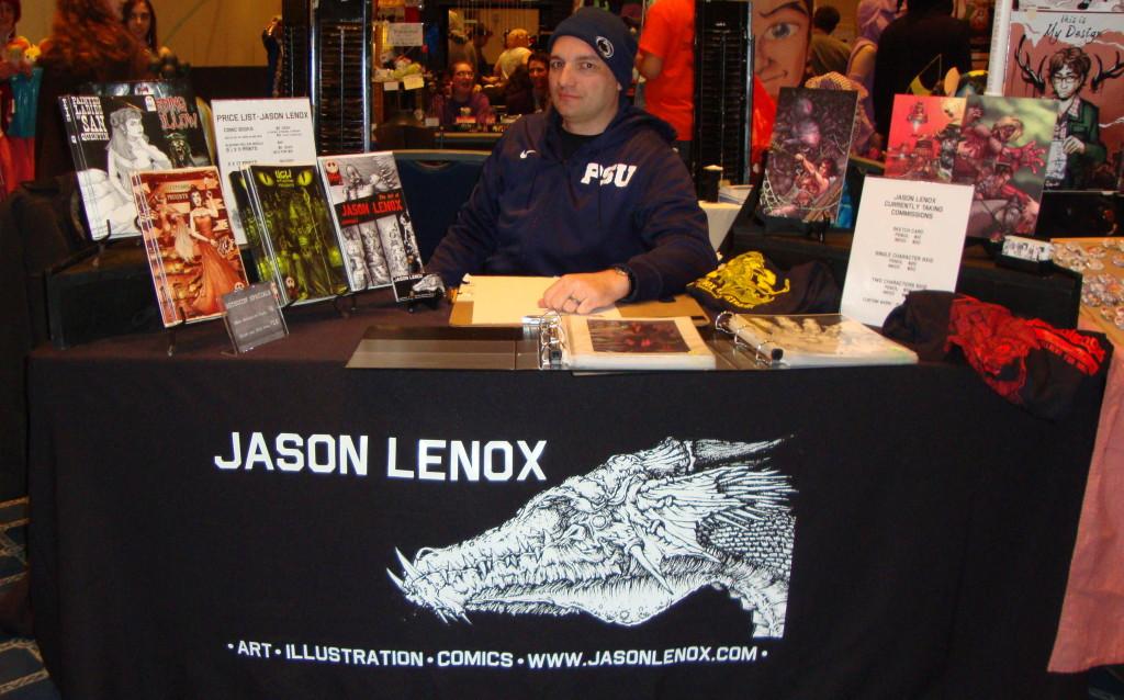 SETSUCON Jason Lenox 2014