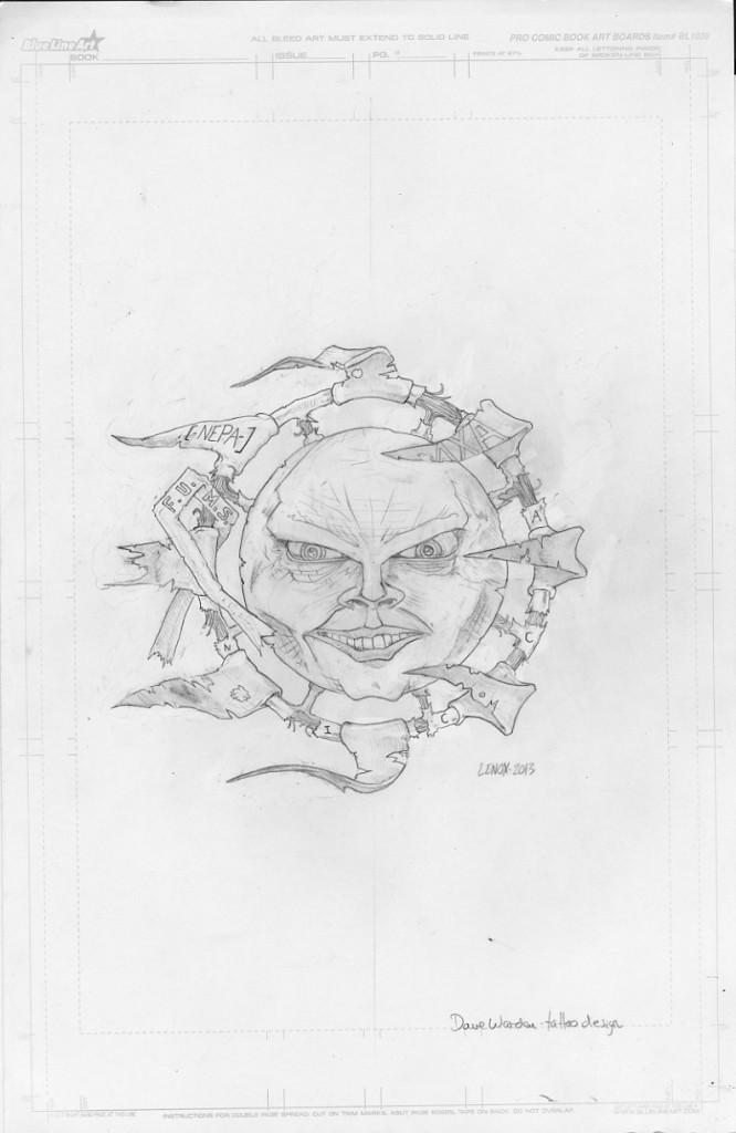 Tattoo V 6