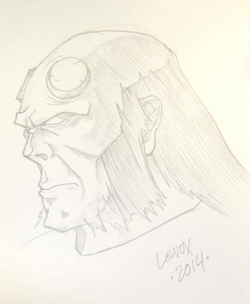 Lenox Hellboy Day