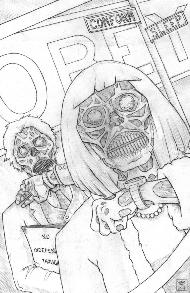 THEY LIVE - Edited Pencils low res Jason Lenox