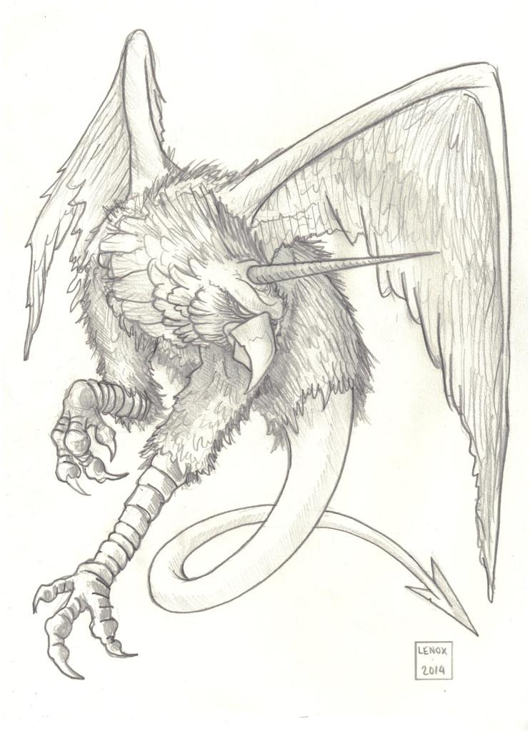 Lenox Whatley Creature