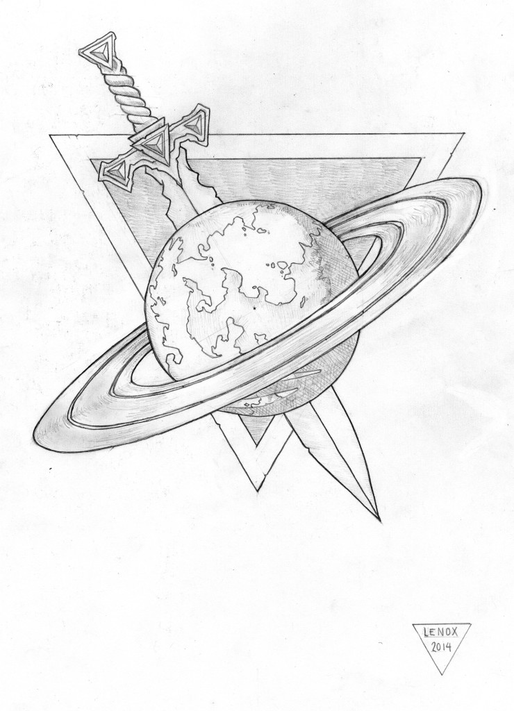 Lords of the Cosmos Logo