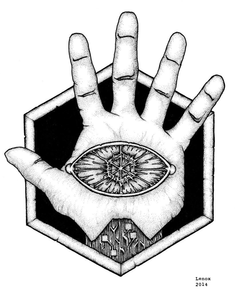 Lords of the Cosmos Umex Logo - Jason Lenox 2