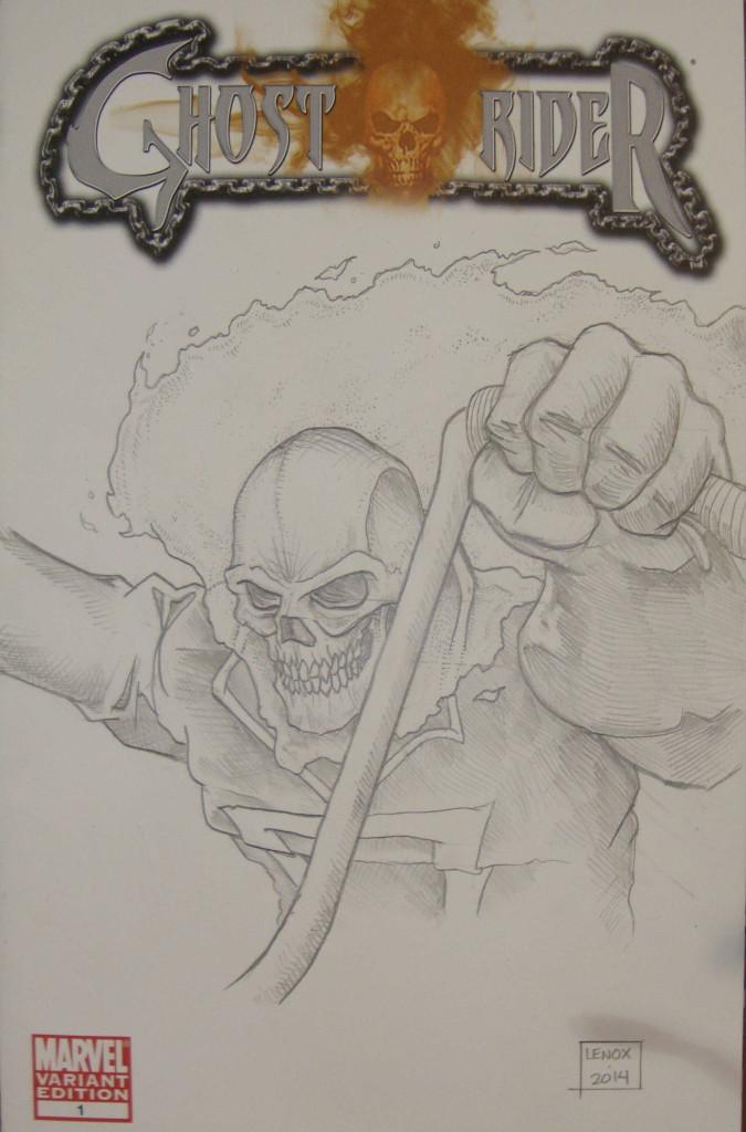 Ghost Rider Lenox