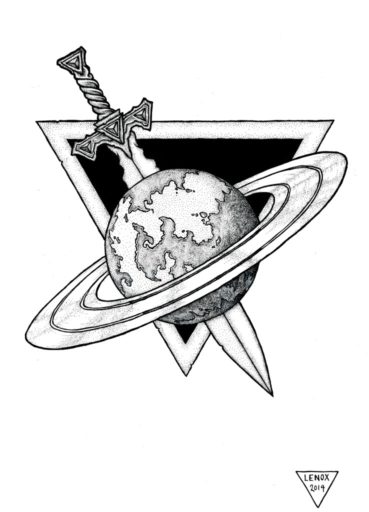 Jason Lenox Lords of the Cosmos Logo