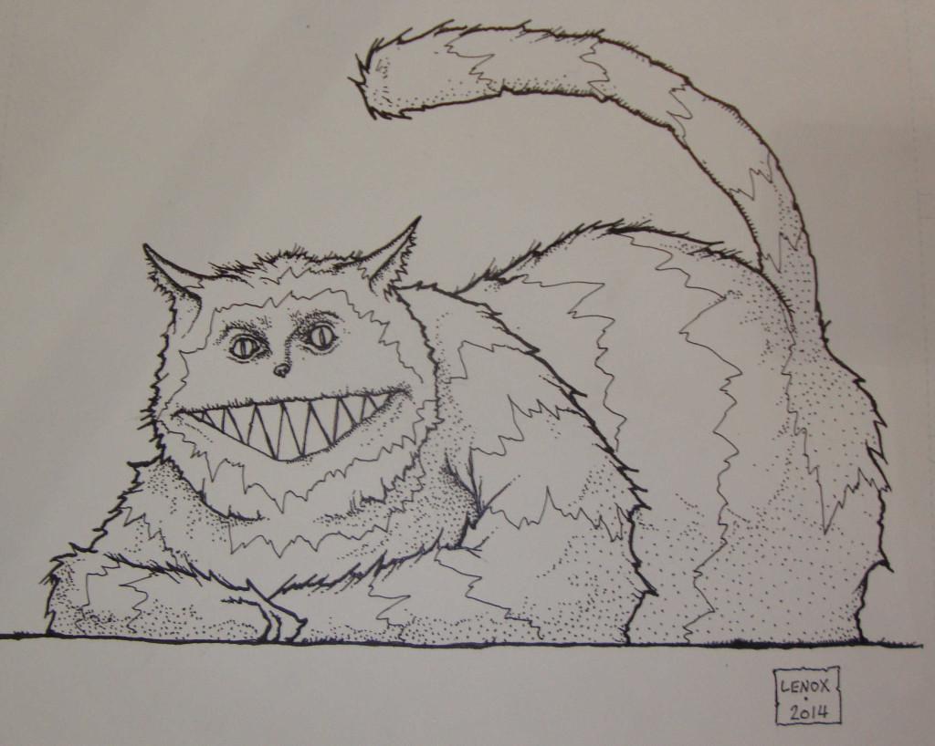 Lenox Cheshire Cat