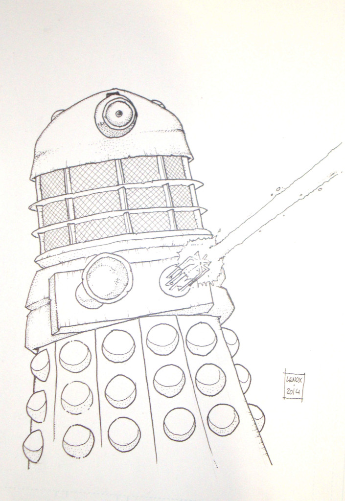 Lenox Dalek Commission