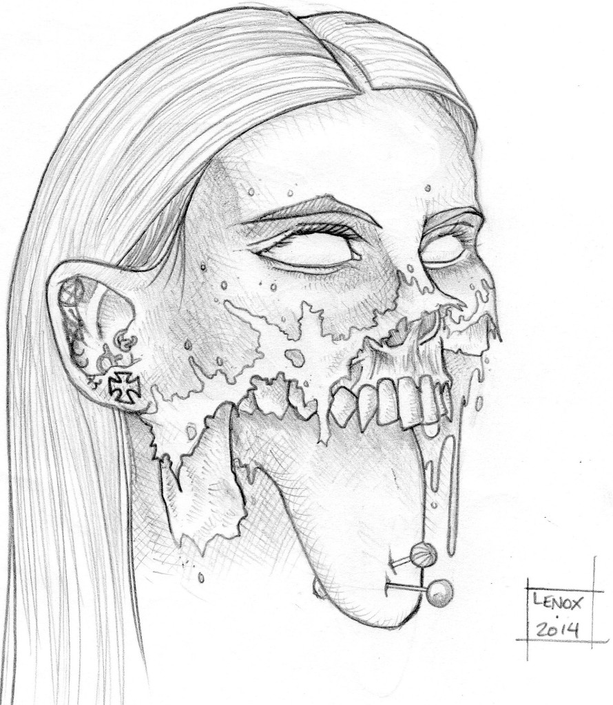 Jason Lenox Zombie Kim