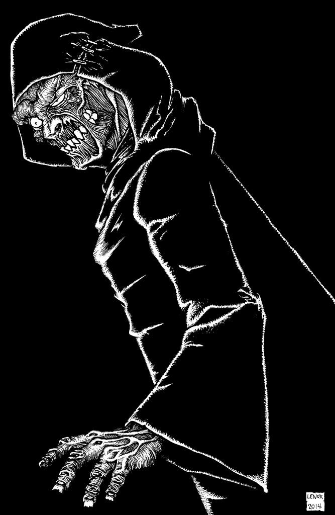 Jason Lenox The Living Corpse