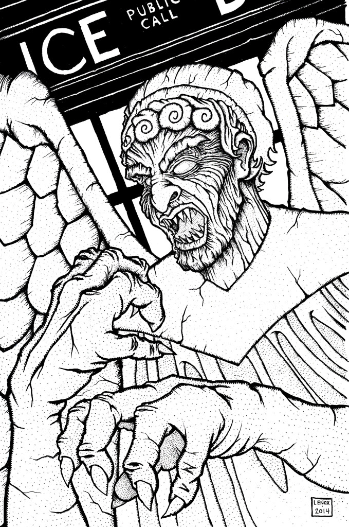 Jason Lenox Weeping Angel