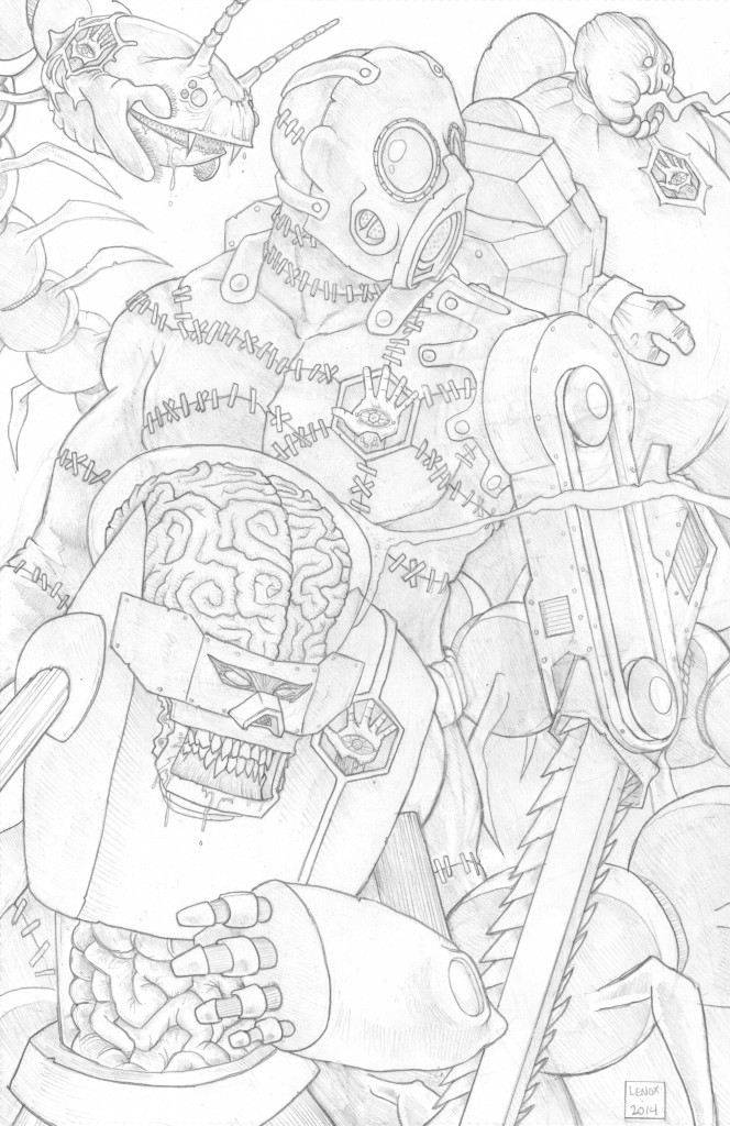 Jason Lenox Lords of the Cosmos Disciples of Umex Pinup 2 FINAL