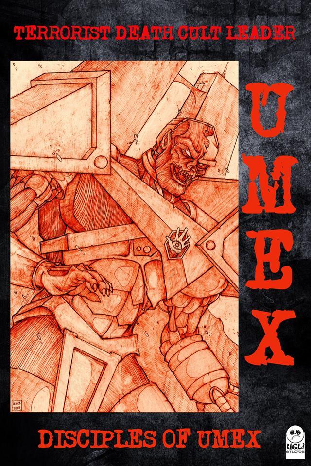 Jason Lenox UMEX