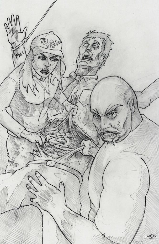 Cannibal Family Jason Lenox