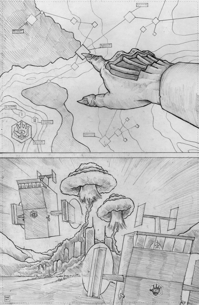 Lords of the Cosmos Page 15 Jason Lenox