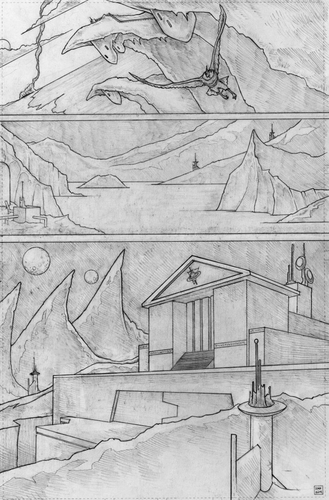 Lords of the Cosmos Page 18 Jason Lenox