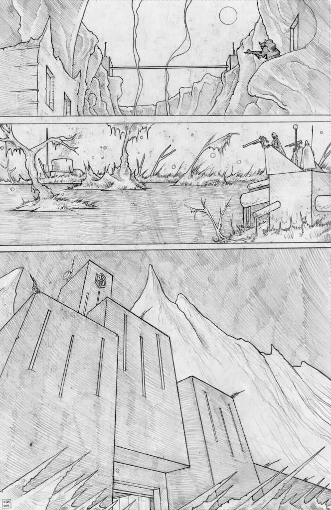 Lords of the Cosmos Page 5 Jason Lenox