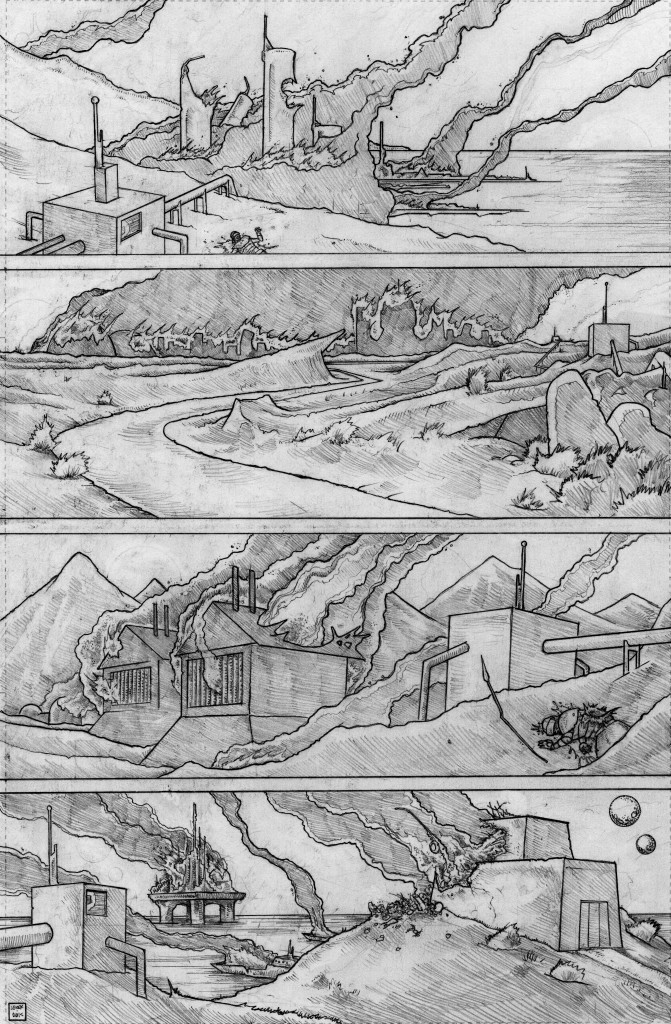 Lords of the Cosmos page 17 Jason Lenox
