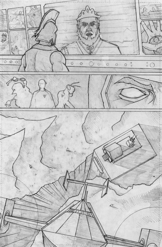 Lords of the Cosmos Page 29