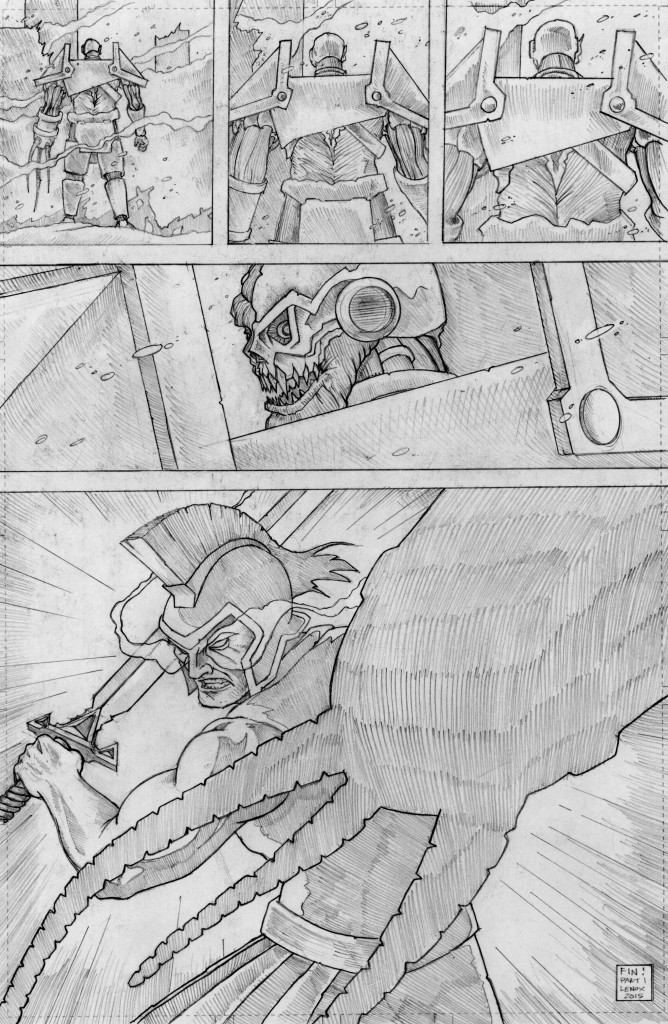 Lords of the Cosmos Page 30 Jason Lenox