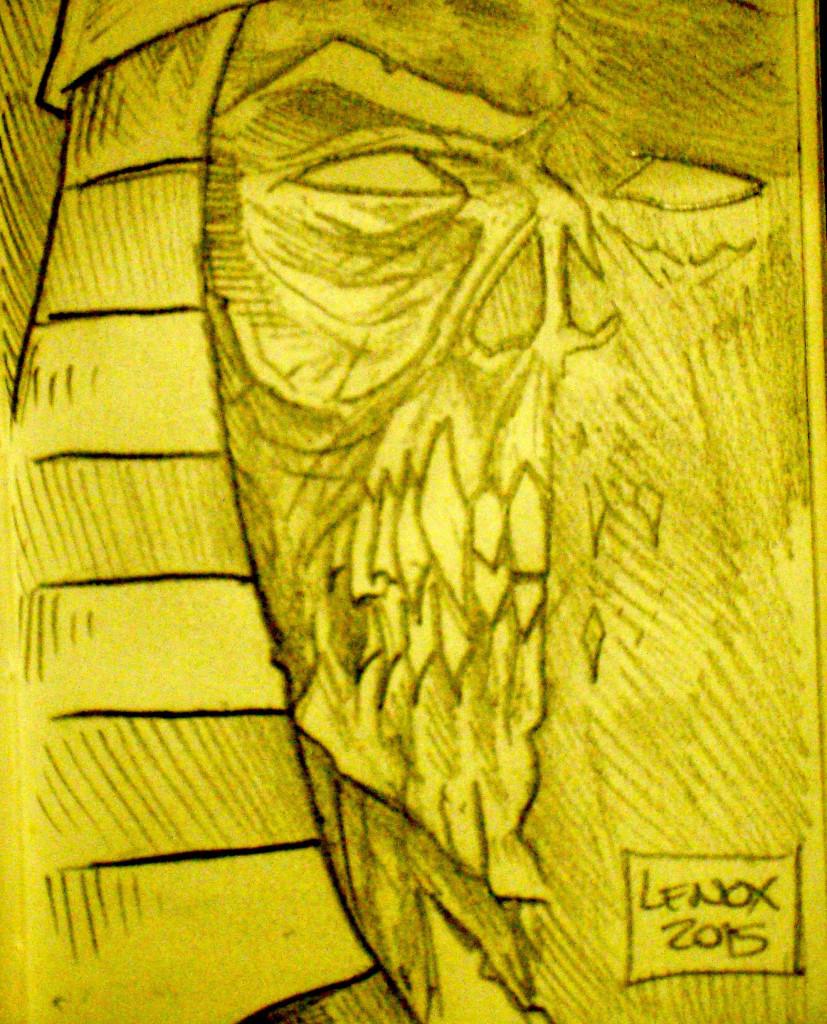 Jason Lenox Undead Soldier