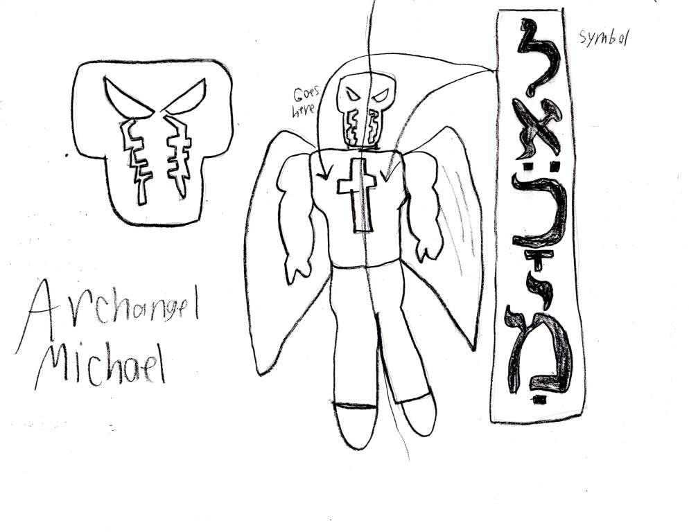 Michael Reference sheet