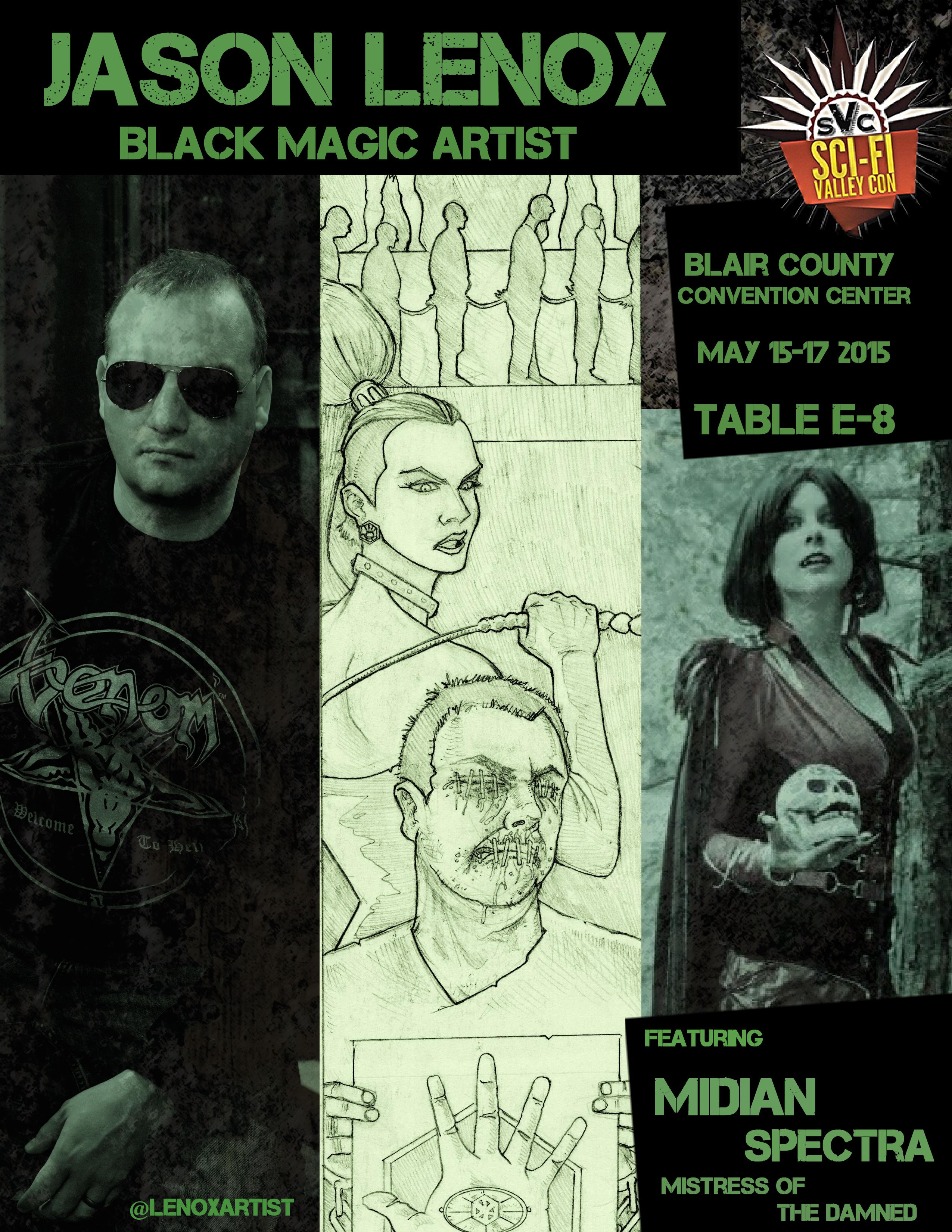 Poster design using gimp - Sci Fi 2015 Poster Final Jason Lenox