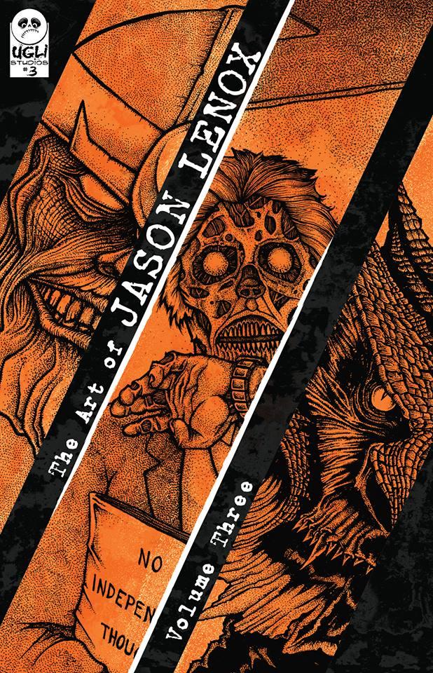 The Art of Jason Lenox Volume 3