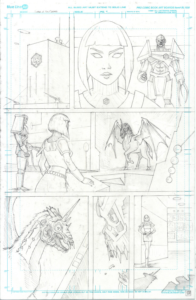 Lords of the Cosmos Chapter 2 page 4 Jason Lenox