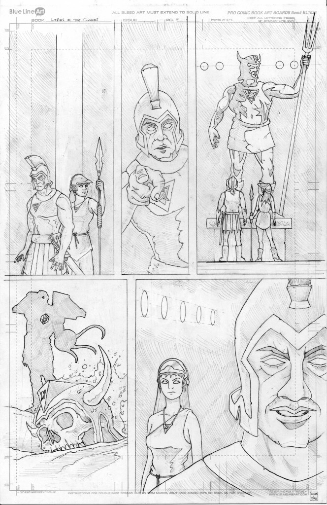 Lords of the Cosmos Chapter 2 Page 28 Jason Lenox