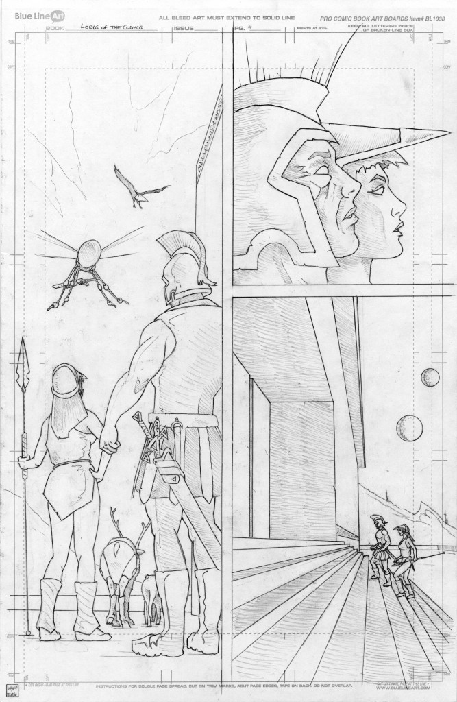 Lords of the Cosmos Chapter 2 page 27 Jason Lenox