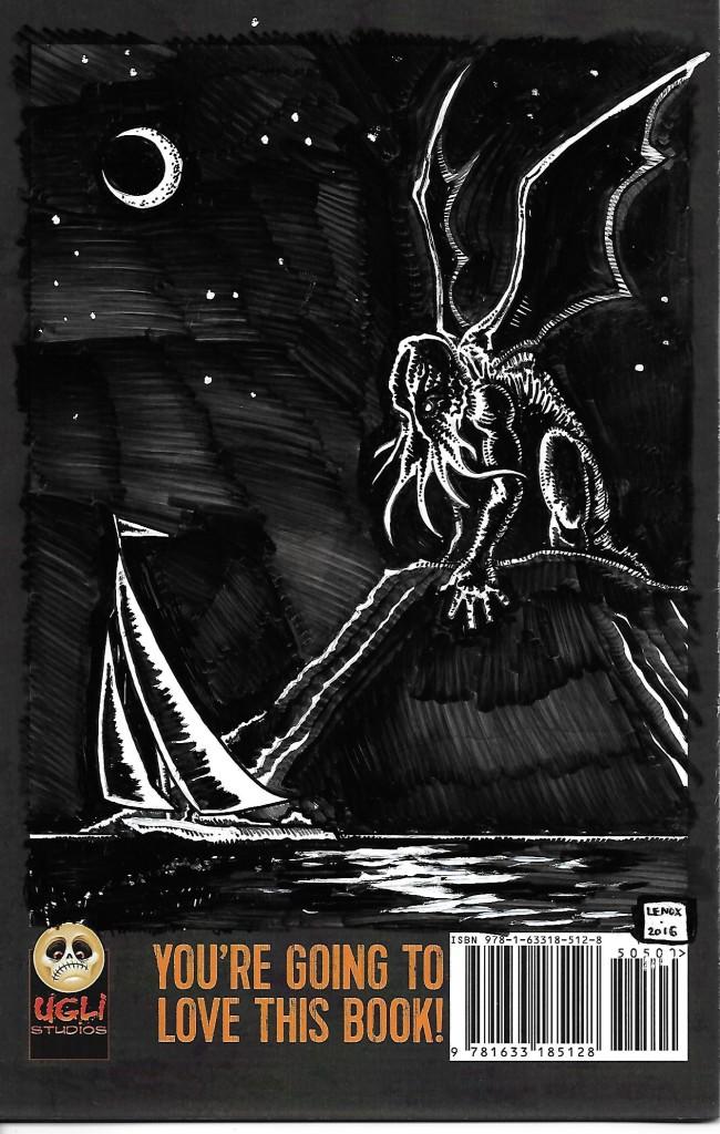 Lenox Back Sketch Cover 13