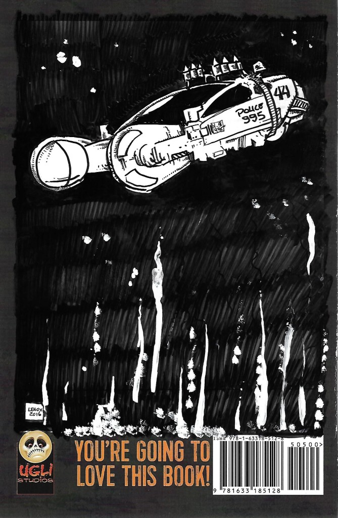 Lenox Back Sketch Cover 3
