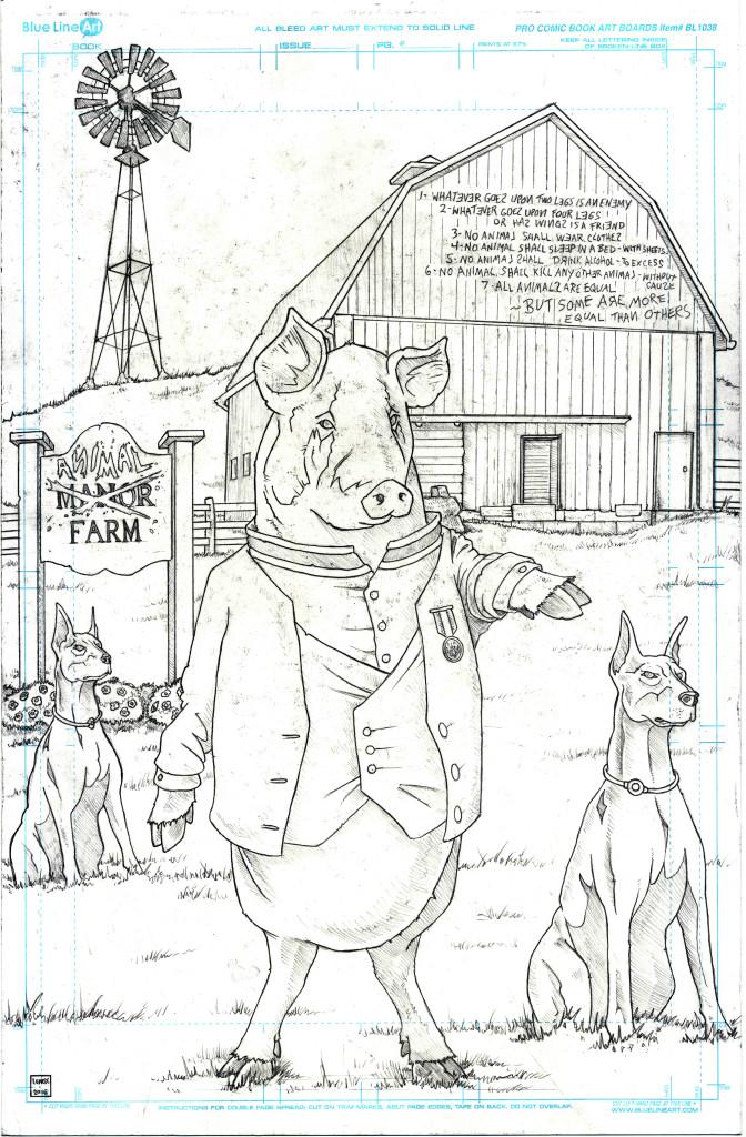Animal Farm George Orwell Jason Lenox