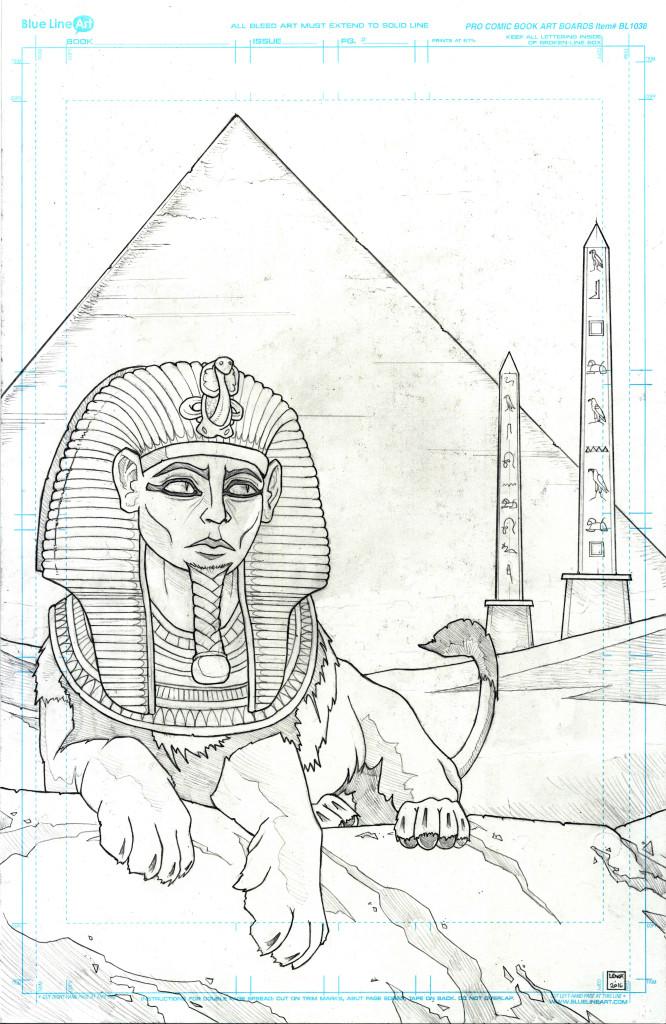 Jason Lenox Sphinx