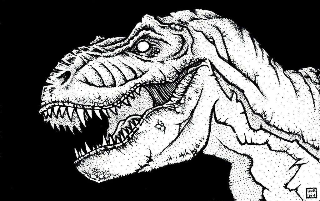 Jason Lenox Tyrannosaurus Rex
